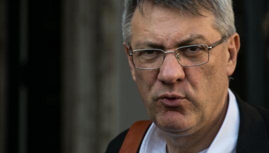 """""""IL GOVERNO NON CADA DOPO IL VOTO"""" - Colloquio con Maurizio Landini (da Bruxelles, A."""
