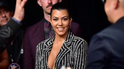 Kourtney Kardashian Addresses Pregnancy