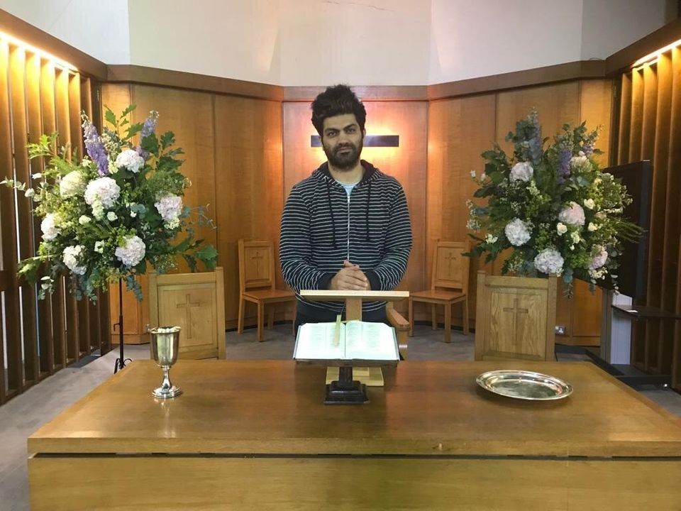 Madhi's church in Enfield are among those lobbying the government to allow him to remain in the
