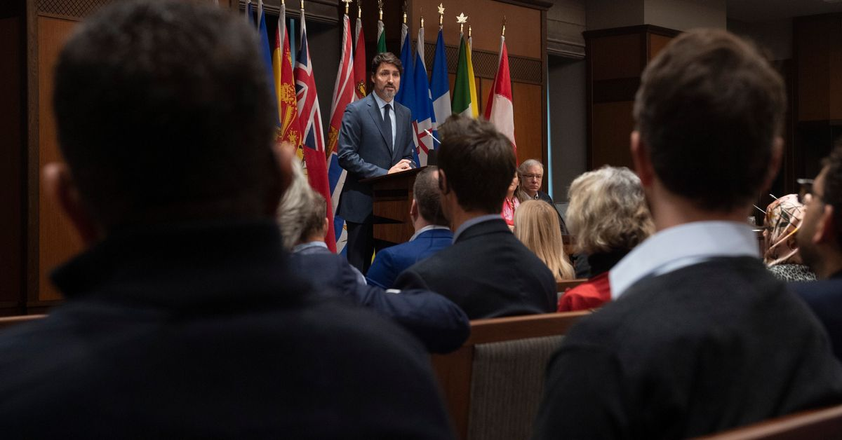 Trudeau Tells Liberals To Avoid 'Grandstanding' In Minority Parliament