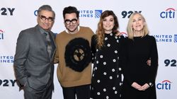 For Queer Families, 'Schitt's Creek' Is Much More Than A Quirky