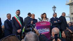 Il solito Berlusconi: