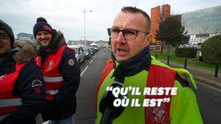 Le port du Havre en grève attend de pied ferme une candidature de