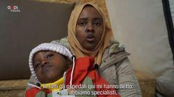 L'appello di una madre dal campo profughi di Lesbo: