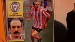 El aspecto actual de este futbolista de los 90 revoluciona