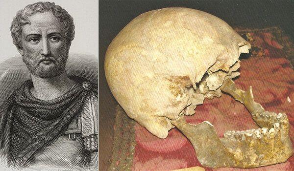 Il misterioso cranio dell'Accademia di Arte Sanitaria potrebbe essere di Plinio il