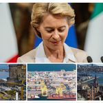 Bruxelles vuole tassare i porti italiani e aprire la strada alle privatizzazioni (di C.