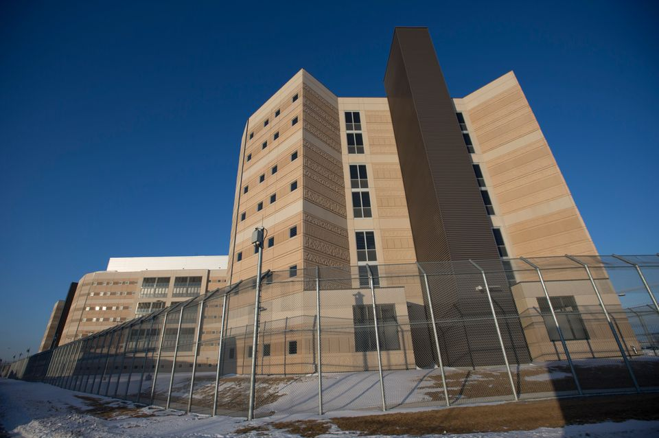 A view of the Toronto South Detention Centre, seen from the back, in Etobicoke, Ont. (Rick Madonik/Toronto...