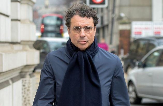 Alexandre Djouhri est considéré comme un protagoniste clé de l'enquête sur...