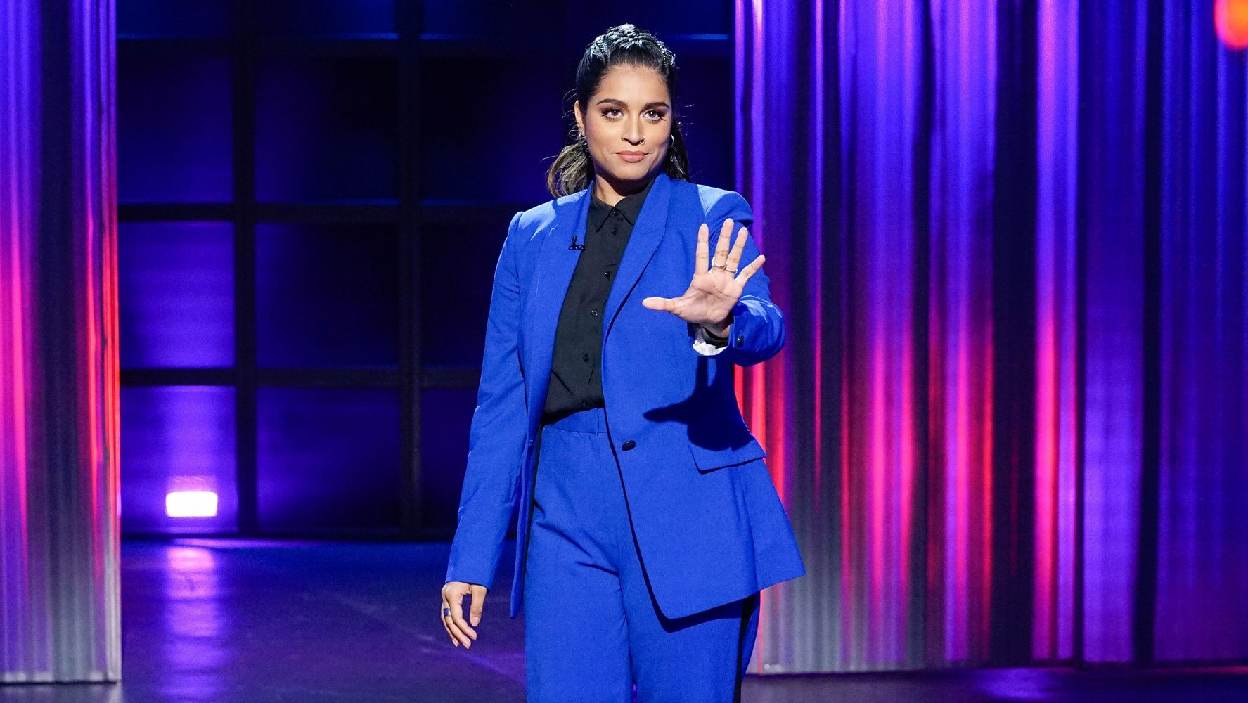 Lilly Singh Talks Bisexual Visibility In Late-Night Monologue