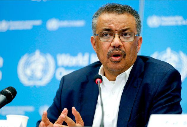 Tedros Adhanom Ghebreyesus et les dirigeants de l'OMS ont tenu une réunion d'urgence durant deux
