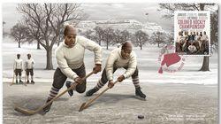 Postes Canada crée un timbre rendant hommage à une ligue de hockey
