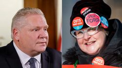 57% Of Ontarians Side With Teachers Over Ford Government: