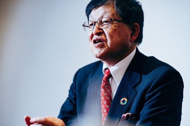 「SDGs経営」の第一人者であり、『Q&A