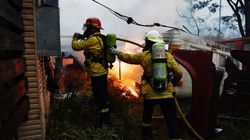 RFS Volunteer Fire Crew Hospitalised After Water Tank