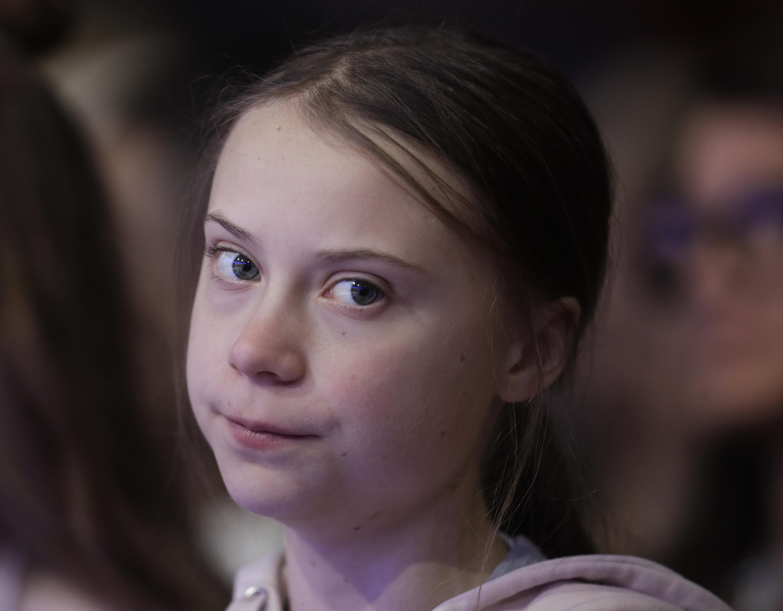 Greta Thunberg Rips Steve Mnuchin For Saying ...
