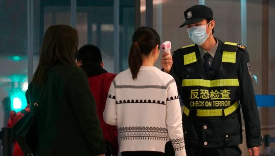China Confirms 1st Coronavirus Death Outside Of Outbreak's