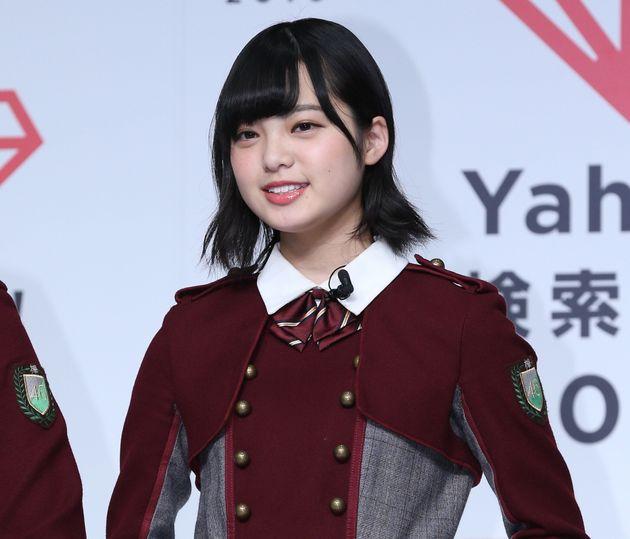 平手友梨奈さん(2016年12月)