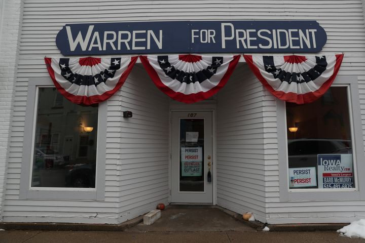 Elizabeth Warren Is Ready To Move Past The Early States
