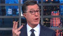 Colbert Φέρνει Κάτω από Το Σπίτι Με Ένα Απλό 1-2-3 Για Τραμπ Δίκη