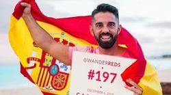 Cómo este español de 31 años ha conseguido visitar los 197 países del