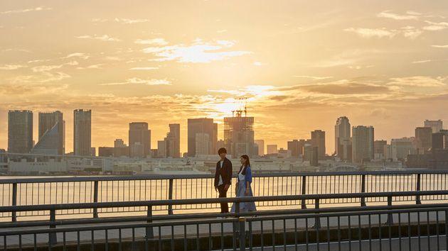 2020年春配信予定の「東京ラブストーリー」