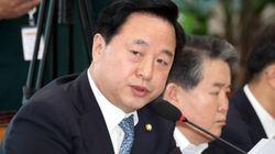 김두관 더불어민주당 의원이 경남 양산에