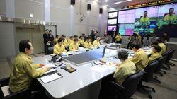 정세균 총리가 '신종 코로나바이러스' 관련 긴급 회의를