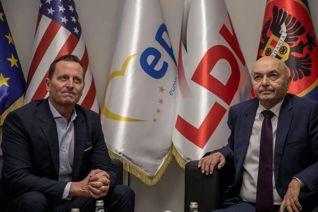 Πιέζουν οι ΗΠΑ για την επίλυση του ζητήματος του Κοσόβου - Απεσταλμένος του Τραμπ στο