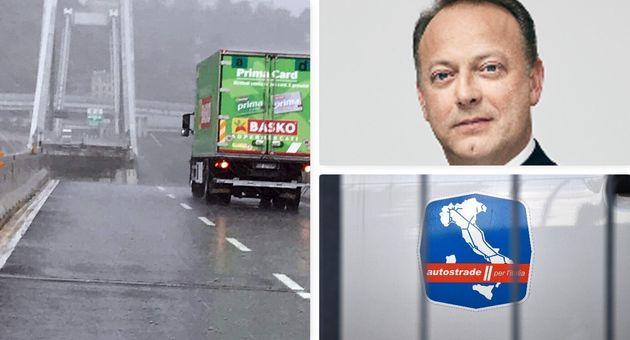 """""""Non distruggete Autostrade"""". Il manager tende la"""