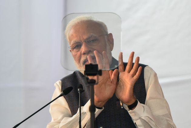 'The Economist' Cover Marks End Of Modi's Love Affair With Western Liberal Media