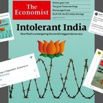 Twitter Trolls Bhakts For Tweets Calling The Economist 'Anti-National' After Cover On