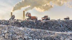 Oltre 100 miliardi di tonnellate di materiali consumati, preoccupano i gas