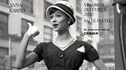 L'affiche des César rend hommage à Anna
