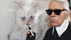 Τι απέγινε η γάτα του Καρλ Λάγκερφελντ,