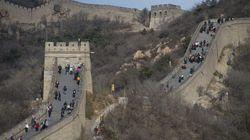 La Grande Muraille de Chine en partie fermée à cause du