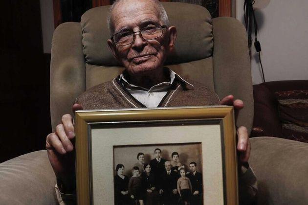 Moshe Hailion, el superviviente de Auschwitz que mantiene viva la memoria del