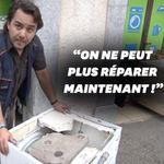 Ce réparateur de lave-linge montre pourquoi ils ne sont plus réparables