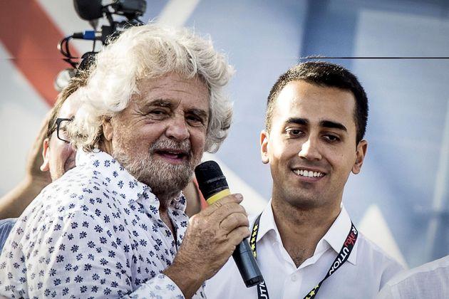 Beppe Grillo, Luigi Di