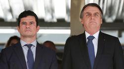 Bolsonaro recua da possibilidade de tirar Segurança Pública de Moro, mas diz que na política tudo