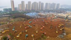 China Scrambles To Build New Hospital To Treat Victims Of Deadly