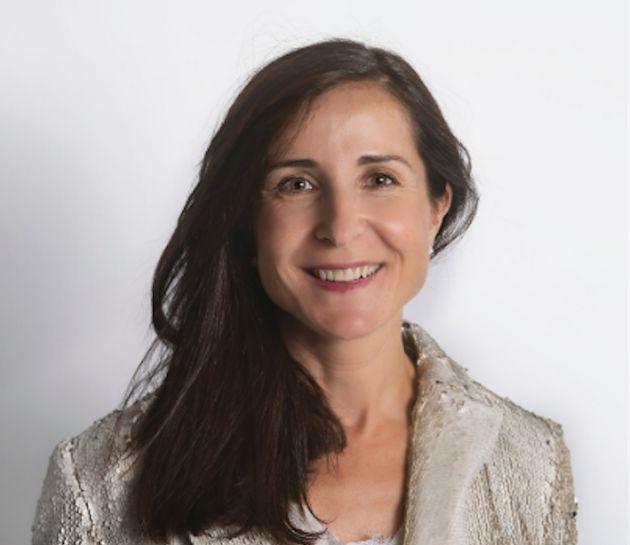 La profesora ganadora en la categoría de Universidad, Alejandra