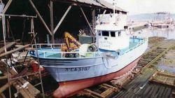 Salvamento baraja la operación de búsqueda submarina del pesquero