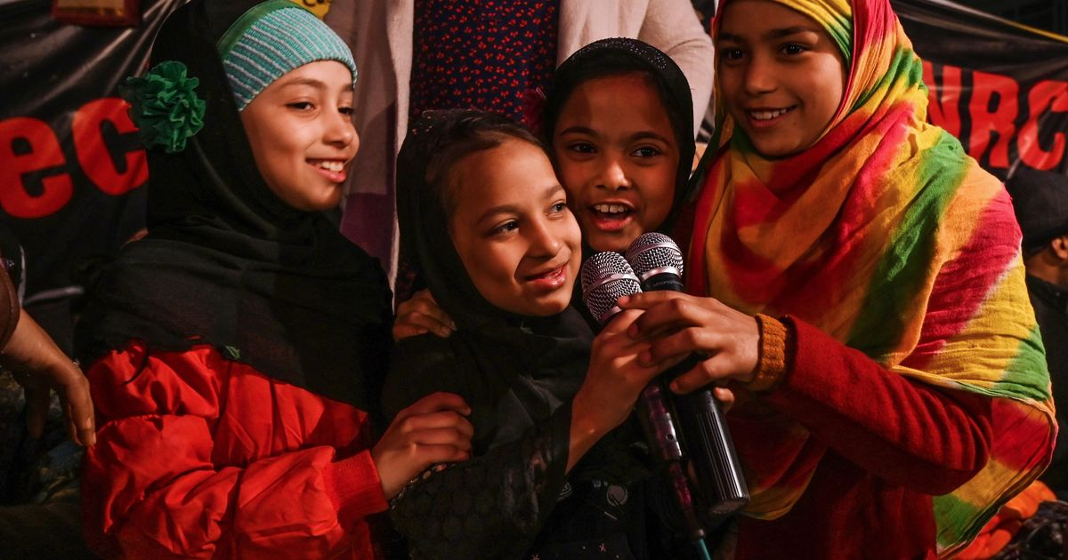 Govt Child Rights Body Chief Tried Explaining Why Shaheen Bagh Kids May Be 'Traumatised'