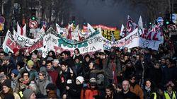 À Paris, l'opposition à la réforme des retraites continue de