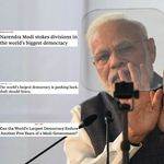 Modi's Love Affair With Western Liberal Media Has Finally
