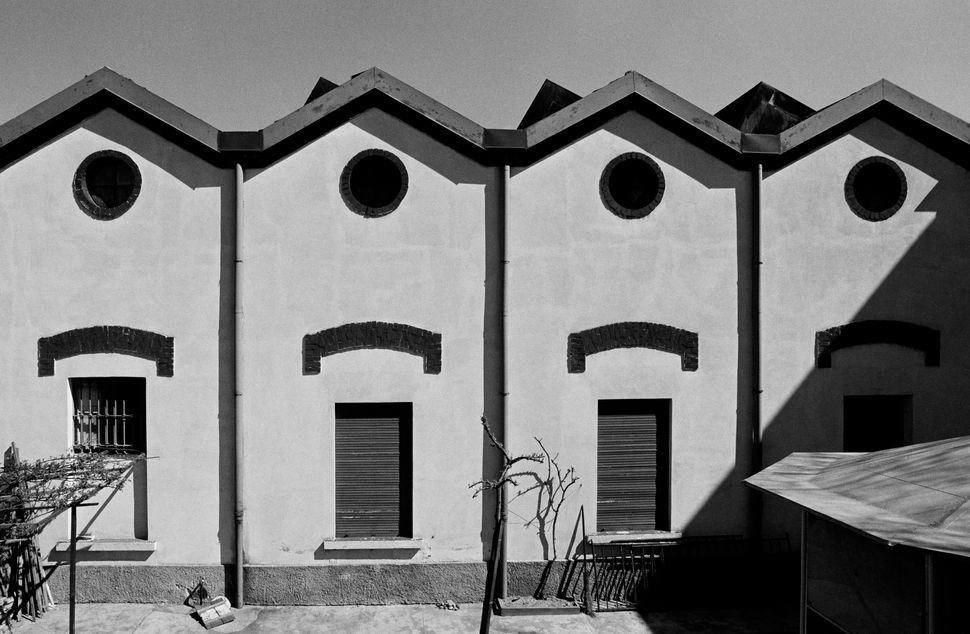 Milano, ritratti di fabbriche 1978-80