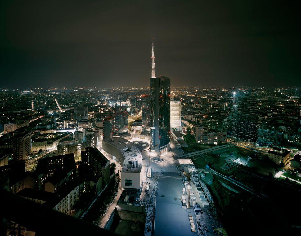 Milano Porta nuova, 2012
