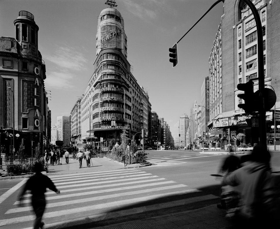 Madrid, 1993