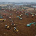 La Chine va construire un hôpital en 10